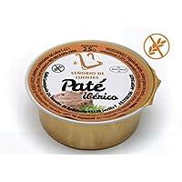 Paté ibérico | 30 monodosis de 25 gramos