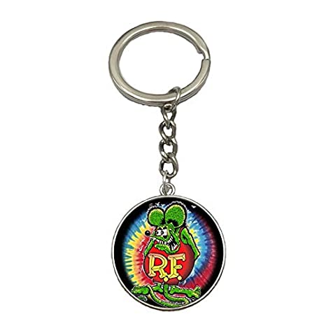 Amazon.com: 20 unidades de 3.1 in Punk RF Rat Fink Action ...