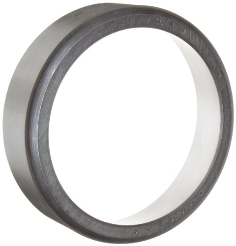 (Timken 522 Tapered Roller Bearing Outer Race Cup, Steel, Inch, 4.000