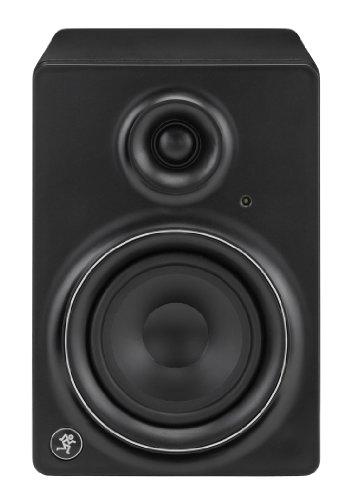 Mackie MR5mk2 5-inch 2-Way Powered Studio Reference Monitor, Black (Single Speaker) ()