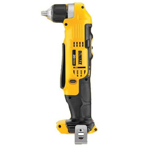 Dewalt DCD740BR 20V MAX Cordless Lithium-Ion 3/8 in. Right Angle Drill Driver (Bare Tool) (Certified Refurbished)