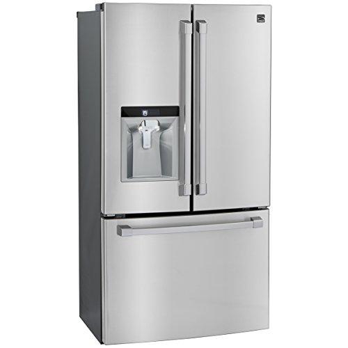 Kenmore PRO 23.7 cu. Door freezer Refrigerator in Stainless delivery