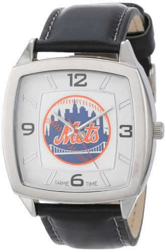 New York Mets Watch - Game Time Men's MLB Retro Series Watch - New York Mets