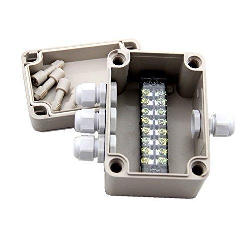 samidea (TM) 110x 80x 70mm ABS IP66impermeable universal de aparatos eléctricos Proyecto recinto caja de derivación...