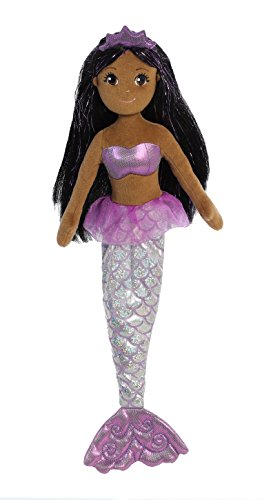"Aurora - Sea Sparkles - 18"" Sophia - Medium"