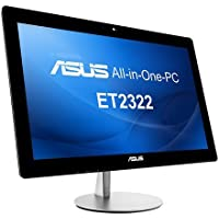 ASUS ET2322INTH-03 Intel Core i5-4200U, 8GB RAM, 1TB HD, Windows 8, 23-Inch All-in-One Desktop (Discontinued by Manufacturer)