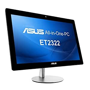 ASUS ET2322IUKH-01 Intel Core i5-4200U, 4GB RAM, 1TB RAM, Windows 8, 23-Inch All-in-One Desktop (Discontinued by Manufacturer)