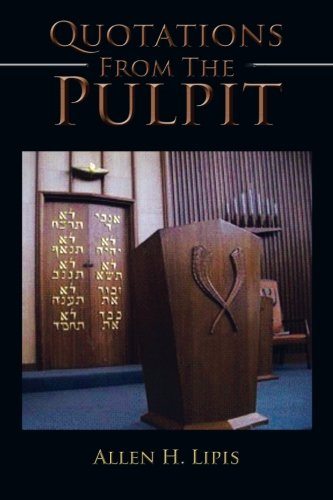 Quotations From The Pulpit