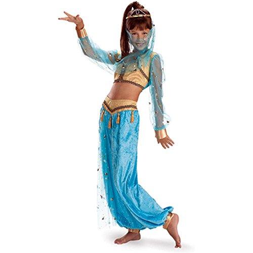 Mystical Genie Child Costume - Large -