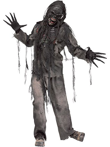 Fun World Charred Burning Dead Zombie Costume Adult