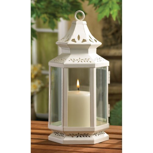 10 Wholesale Medium Victorian Lantern Wedding Centerpieces