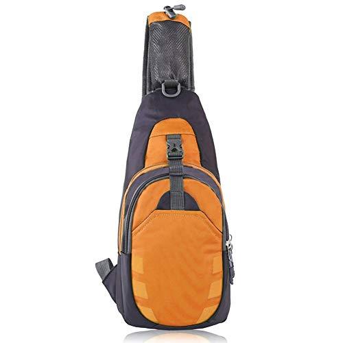 Azul para Bolso Mujer al Naranja Azul Hombro Crewell Y6dtwt