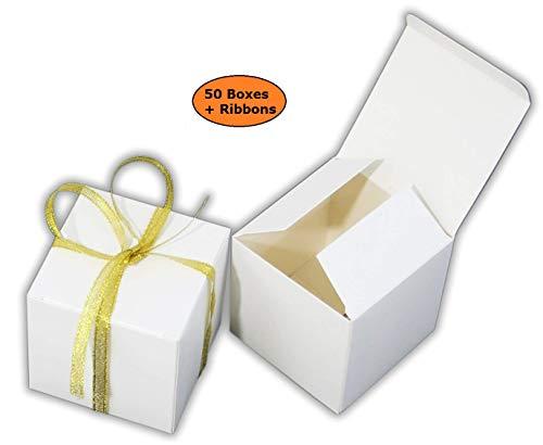 ThreadNanny 4 Inch Cube Favor Box (4