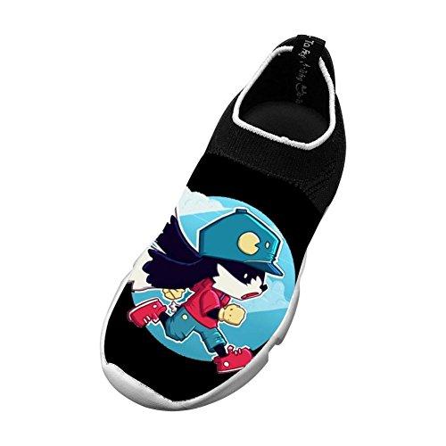 Klonoa Flyknit Shoes Light Sports Transform Running Shoes For Kids -