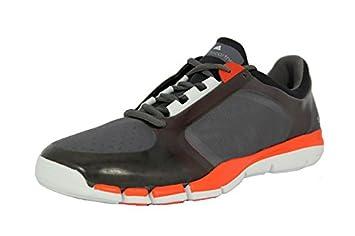 Adidas LEUCIPPUS ADIPURE Zapatillas Fitness Gris Naranja para Mujer Stella McCartney: Amazon.es: Deportes y aire libre