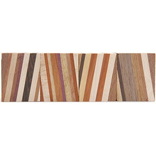 Laminated Hardwood Stopper Blanks ()