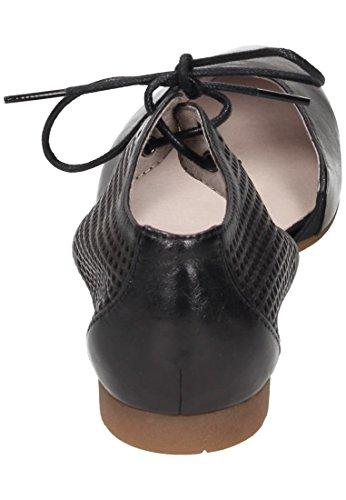 Piazza Womens-slipper Schwarz 840760-1 Schwarz