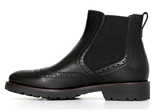 cuir à lacets Giardini pour femme ville Chaussures Nero de 1xFw8qwz