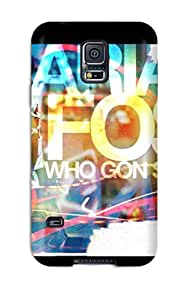 Galaxy S5 Case Cover - Slim Fit Tpu Protector Shock Absorbent Case (arian Foster) 6631950K57718566
