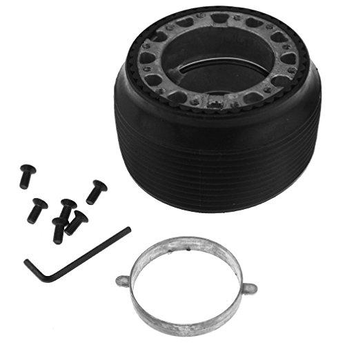 Steering Wheel Quick Release Hub Adapter Boss Kit for ()