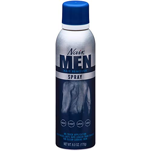 Nair Men Hair Remover Spray, 6.0 oz. from Nair