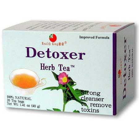 Detoxer Herb Tea (2g X 20 - Detoxer Health King Tea