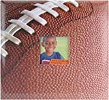 Mbi Sport & Hobby Post Bound Album W/Window 12x12-Football