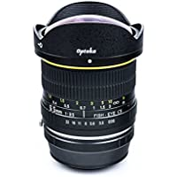 Opteka 6.5mm f/3.5 HD Aspherical Fisheye Lens with Removable Hood for Nikon 1 J5, J4, J3, J2, S2, S1, V3, V2, V1 and AW1 Digital Mirrorless Cameras Basic Intro Review Image