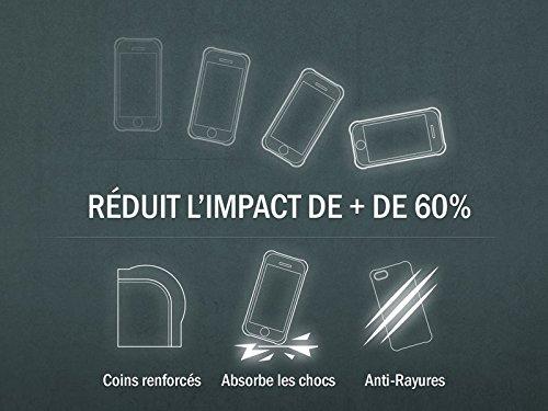 Novodio Novodio Anti-Shock Wallet Case - Étui de protection intégral pour iPhone 6 Plus