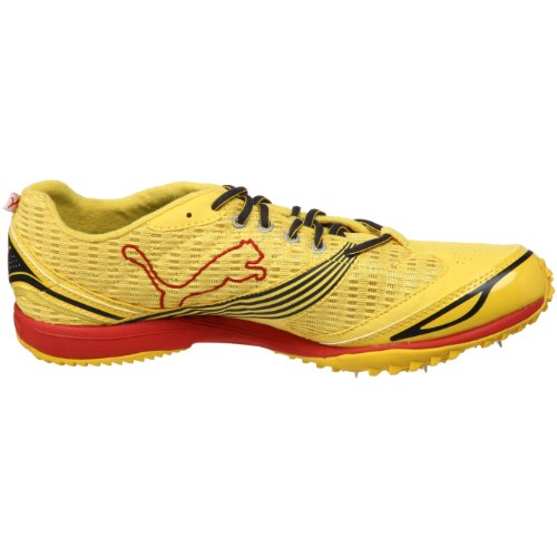 Puma completa las zapatillas de running Haraka XCS Dandelion/Dark Shadow/High Risk Red