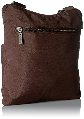 Purse Wristlet Horizon Resistant Pocketed Java Water Removable Baggallini Multi with Lightweight Travel Bag �C Crossbody vapFqAdwO