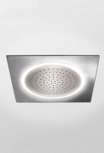 Toto TS624KG CP Legato Ceiling-Mount Showerhead with LED Lighting, Polished Chrome