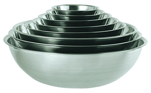 13 Qt Stainless Steel Mixing - Colanders Qt 13 Steel Stainless
