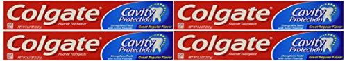 Colgate Fluoride Toothpaste Protection Regular