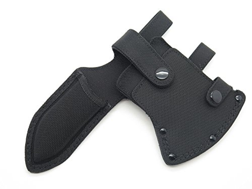 Timberline 6043 Combo Axe Fixed Blade Knife Hatchet Nylon Sheath - Timberline Nylon Knife