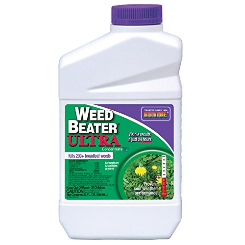 Bonide Chemical BND310 Beater Ultra Weed Killer Concentrate, 32 oz
