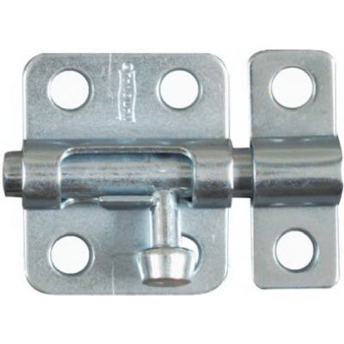 National Hardware N151-225 V833 Window Bolt in Zinc plated