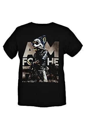 My Chemical Romance Aim For The Face Slim-Fit T-Shirt 2XL Size : XX-Large