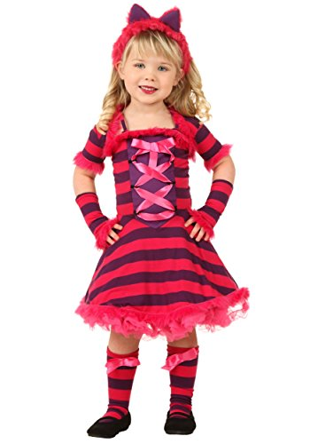 Little Girls' Storybook Cat Costume 4t