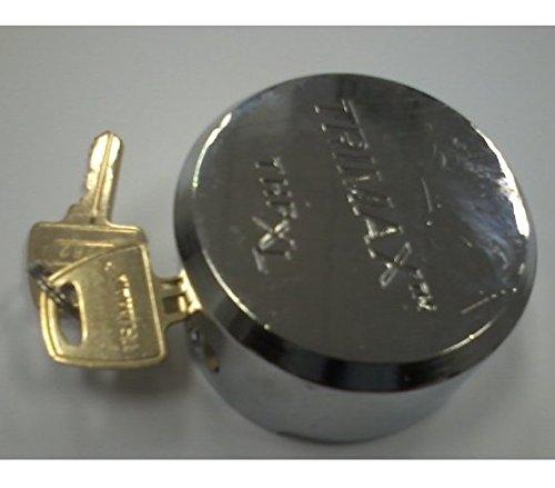 Trimax THPXL Hockey Puck 10 Pack Internal Shackle Door Lock Univ. Fit/Re Keyable
