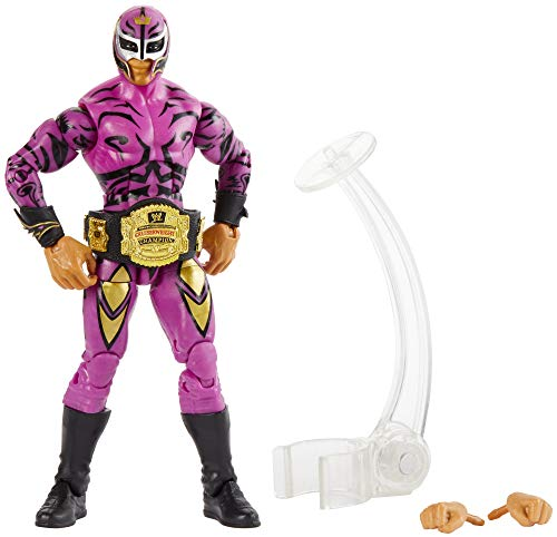 WWE Rey Mysterio Elite Collection Action Figure ()