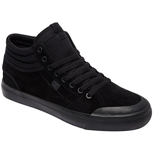 Dc Mens Evan Smith Hi S Skor Svart / Svart