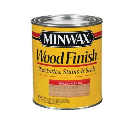 - Minwax 70011 1 Quart Driftwood Wood Finish Interior Wood Stain