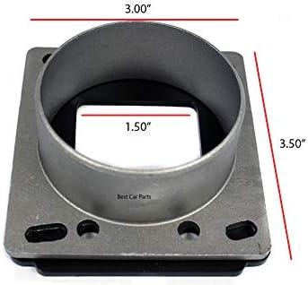 88-92 MX6//626//Probe 2.2 Air Intake Filter MAF Adapter