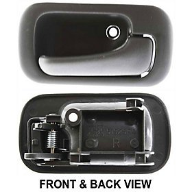 Amazon.com: HONDA CIVIC 92-95 FRONT DOOR HANDLE RIGHT INSIDE ...