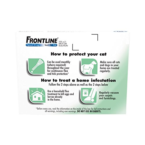 Frontline For Cats Uk Cheap