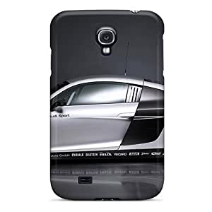 DAMillers Case Cover For Galaxy S4 - Retailer Packaging Audi R8 Lms Wide Hd Protective Case