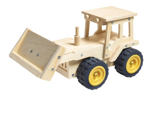 Red Tool Box Bulldozer Building product image
