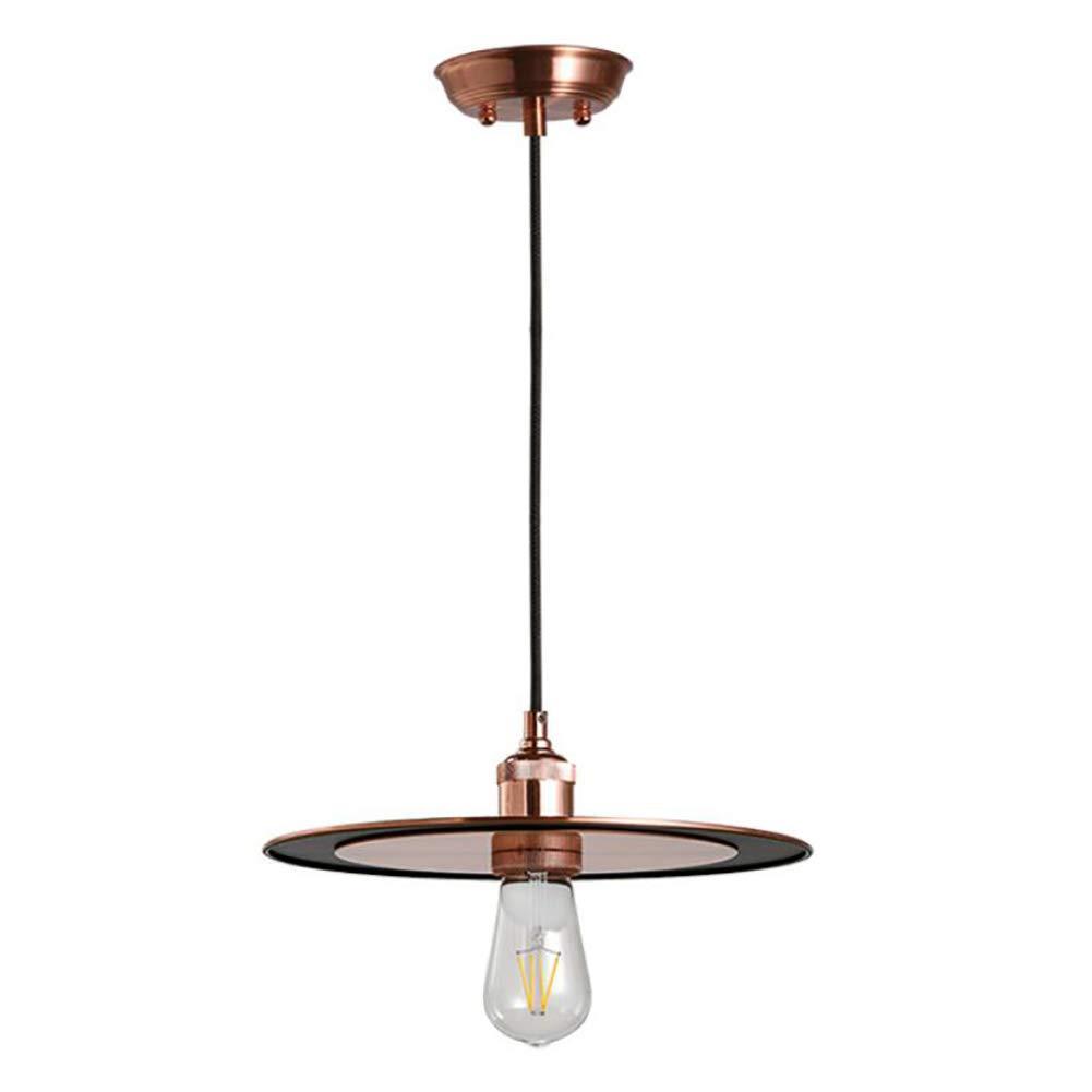 Amazon.com: Bagood - Lámpara de techo vintage de metal ...