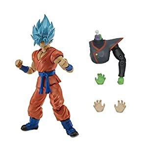 41Qf54QNOmL. SS300  - Dragon Ball Super - Dragon Stars Super Saiyan Blue Goku Figure (Series 3)